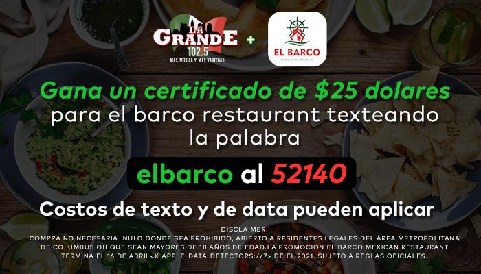 El Barco Giveaway Graphic (edit3)