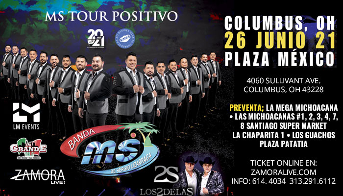 MS Tour Positivo